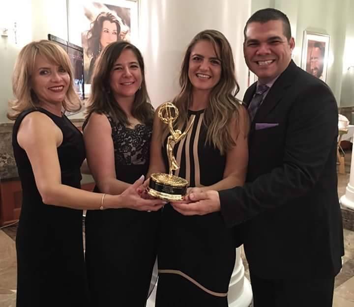 Univision 40 North Carolina recibe su primer Emmy en la historia 1617453...
