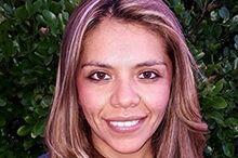 Maria Dominguez - Maestra bilingüe de de primer grado en Austin, Texas,...
