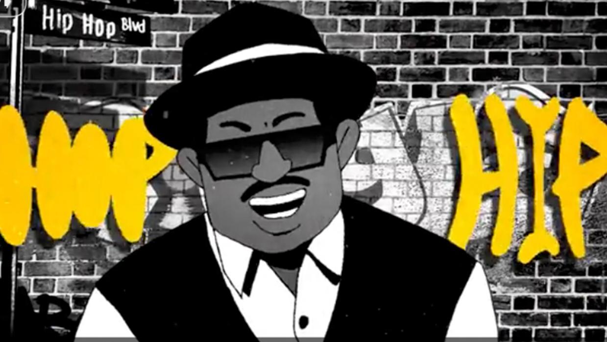 Google Doodle - Hip Hop History