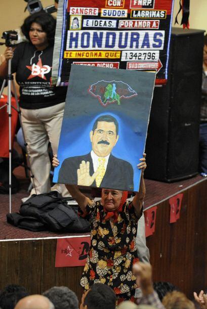 Barahona indicó que todavía no se ha definido si el FNRP se convertirá e...