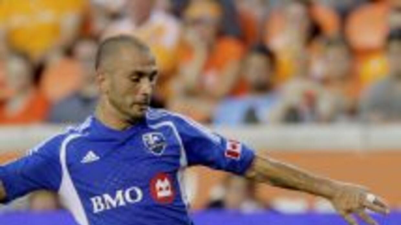 Marco Di Vaio está en el 11 ideal de la MLS.