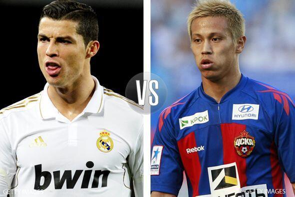 Choque más que disparejo para muchos fanáticos, Real Madrid enfrentando...