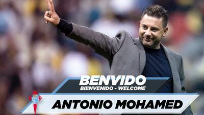 Celta de Vigo confirmó el fichaje de Mohamed