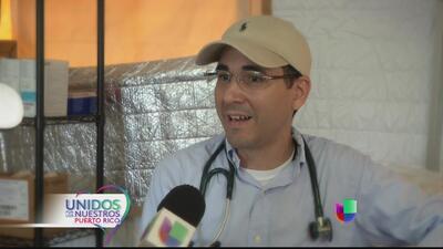 Médico monta una clínica ambulatoria en La Aguada