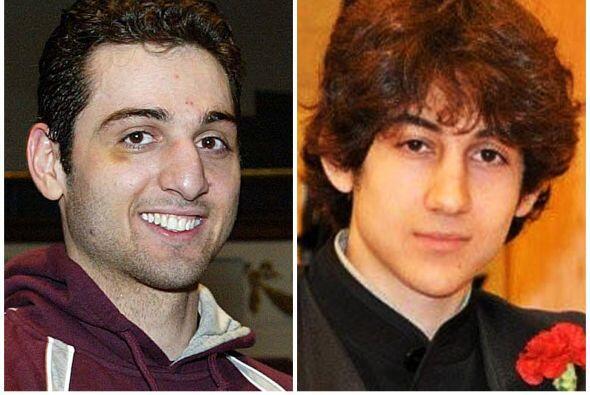 Los hermanos Tsarnaev habían sido identificados como autores de los ataq...