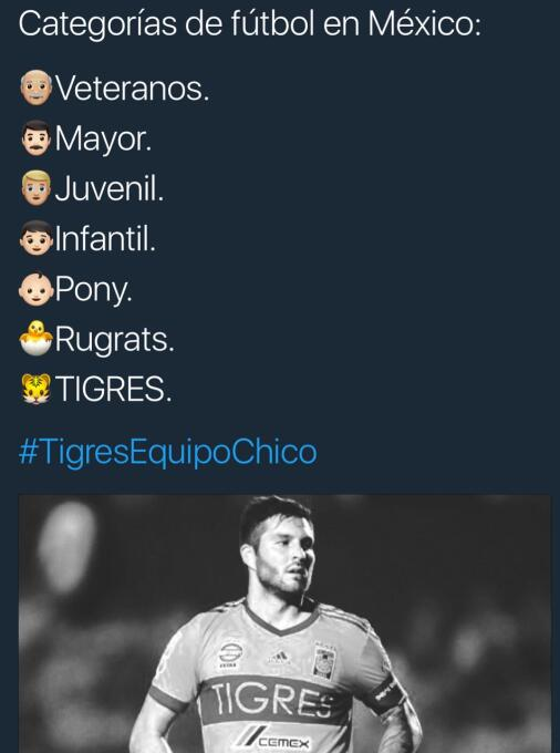 No solo fue Zacatepec, los memes tampoco tuvieron compasión con Tigres I...