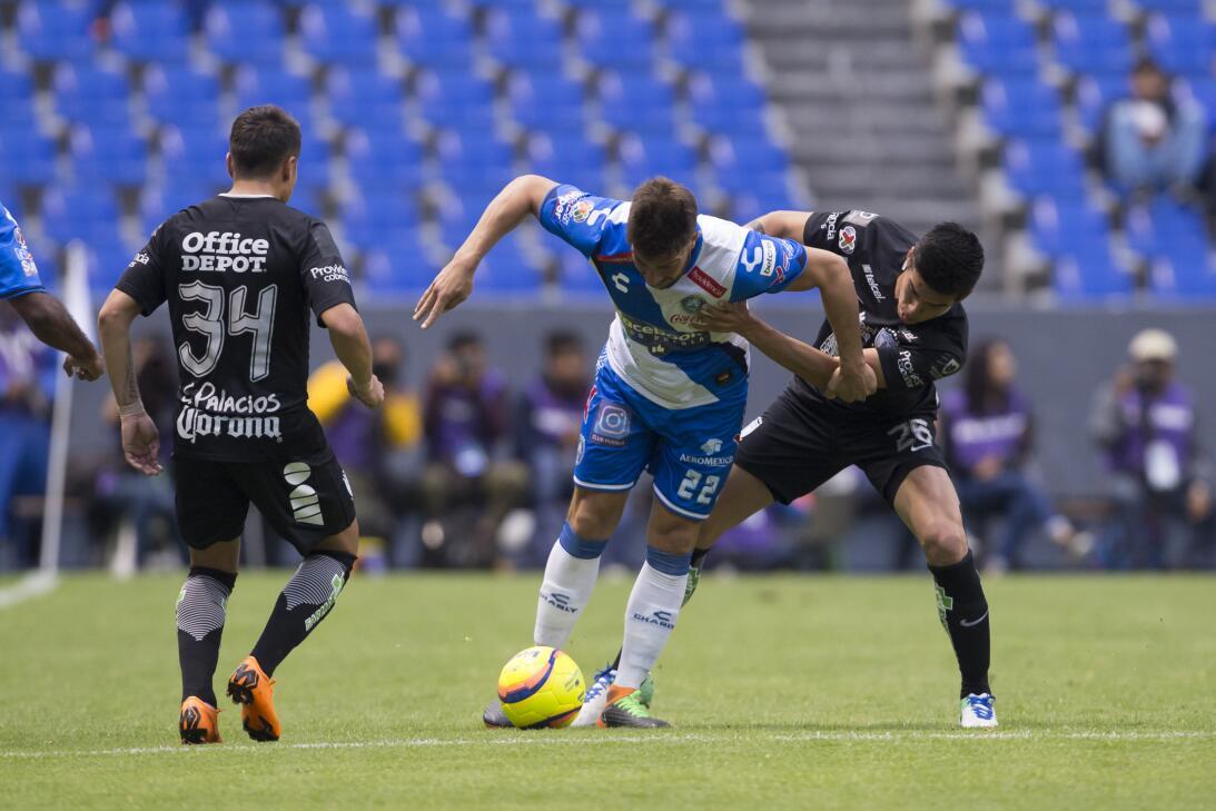 En fotos: Pachuca armó fiesta en el 6-2 de visita contra Puebla en Liga...