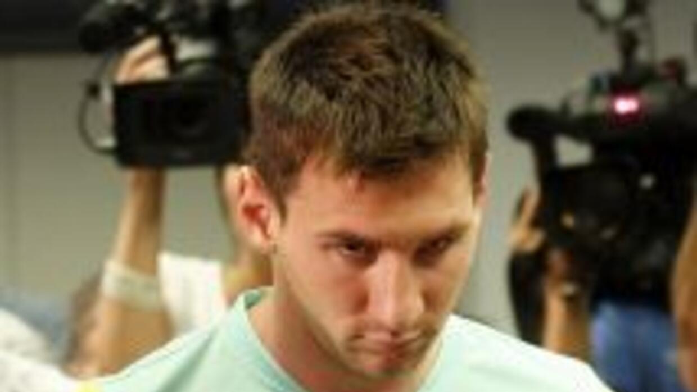 Messi dijo no haber tenido nada que ver con el fichaje de Martino por el...