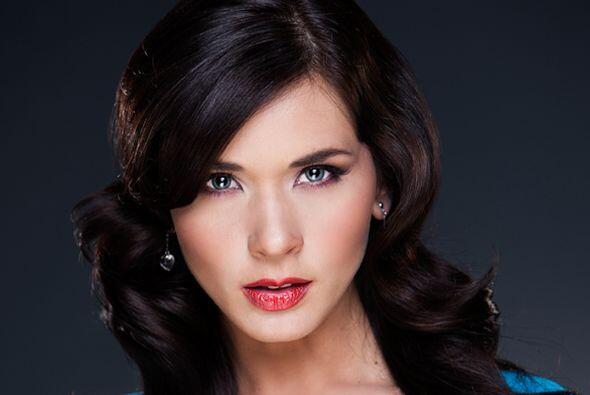 """Ella participó como villana en """"Corona de Lágrimas""""."""