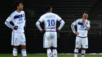 Lyon cae en casa ante Montpellier y podría perder el segundo puesto