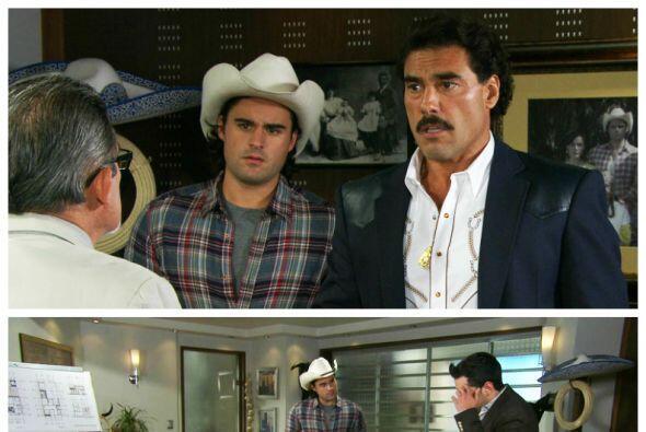 El encontró el respaldo con los Carmona y su proyecto podría salvar la e...
