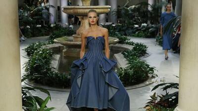 10 frases célebres de Carolina Herrera que describen los 10 mejores vestidos de su colección en Nueva York