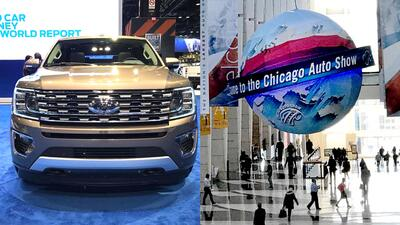 Los 'Trucks' del Auto Show de Chicago