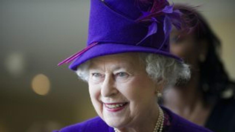 La reina Isabel de Inglaterra centrará su tradicional discurso del día d...