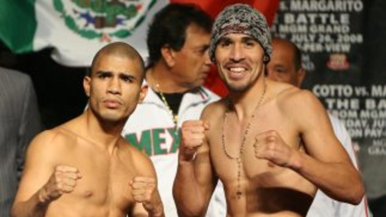 Miguel Cotto y Antonio Margarito volverán a pelear en diciembre.