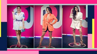 Becky G y las otras que solo usaron un blazer (o casi) en Premios Juventud