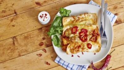 ¿Quieres lucirte con una sabrosa receta de enchiladas? Esta es tu oportu...