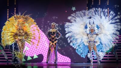 Los ancestros de las finalistas de Nuestra Belleza Latina también 'asistieron' a la gran gala final