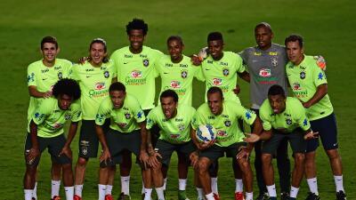 La selección de Brasil perdió a uno de sus patrocinadores