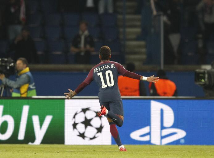 Neymar (PSG) - 36 millones de euros