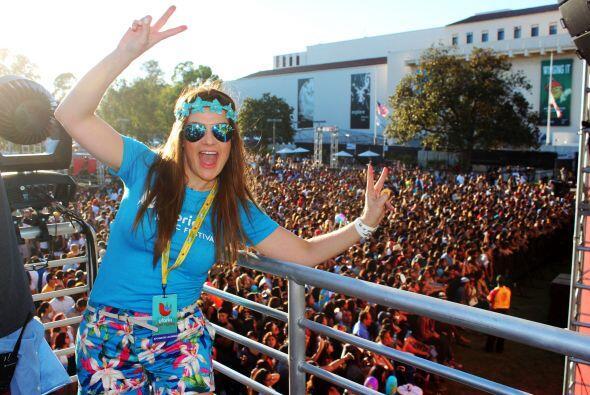 Moda y extravagancia en Uforia Music Festival