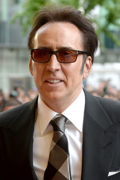 4. Nicolas Cage. Por increíble que pudiera parecer de este gran a...