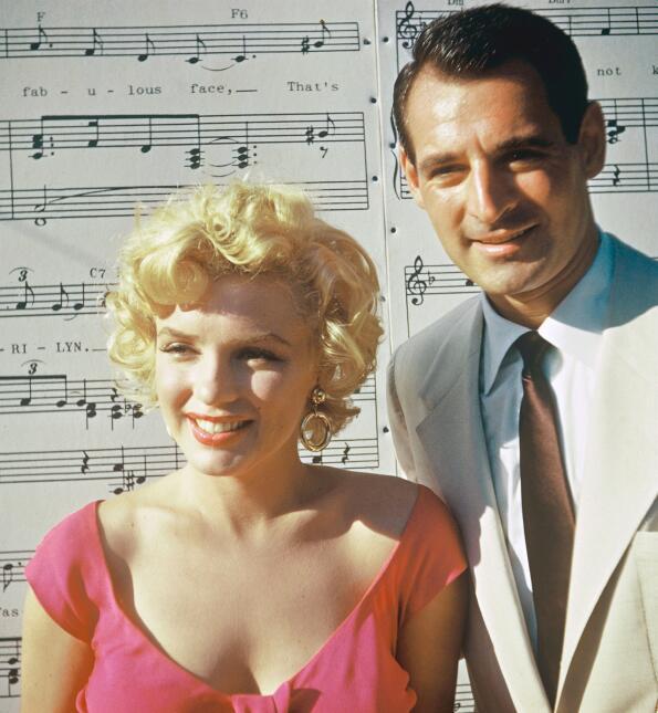 Fotos nunca antes vistas de Marilyn