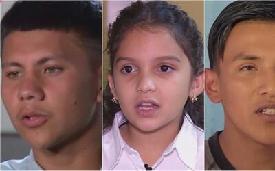 Un año escolar en la vida de 10 estudiantes latinos y los retos que debe...