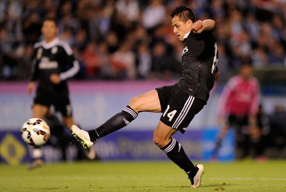 El mexicano fue clave para que Real Madrid pueda seguir en la pugna con...