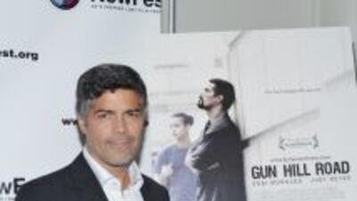 El actor Easi Morales en Gun Hill Road