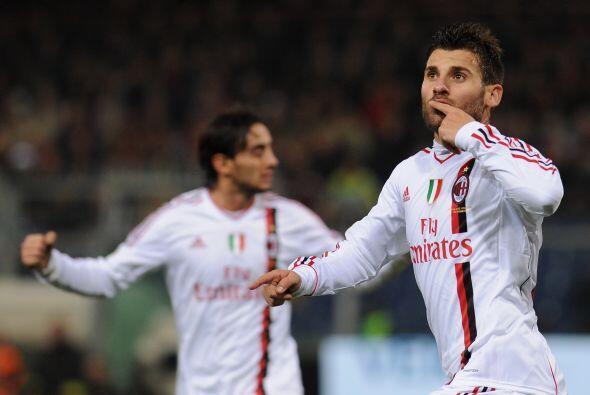 El Milan quedó con un punto más que la Juventus, pero la 'Juve' tiene un...