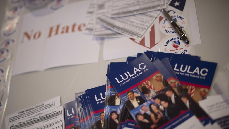 Mariana Atencio: Tras la pista del voto hispano en Iowa GettyImages-LULA...