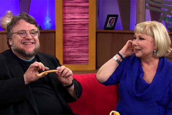 ¡No más churros para Guillermo del Toro! El cineasta bromea...