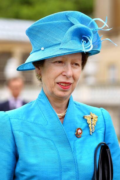 Princesa Ana: Es la única hija de Isabel II, es la séptima mujer en llev...