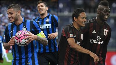 Inter y Milan ganaron en la fecha 37 de Italia.