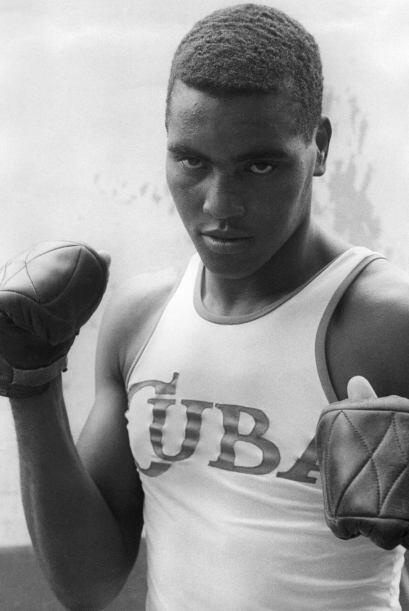 11 de junio. Teófilo Stevenson, 60 años de edad. Triple campeón olímpico...