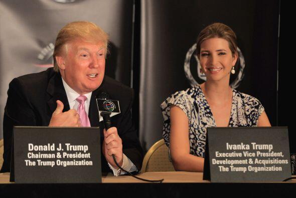 IVANKA TRUMP Y JARED KUSHNER- La hija del magnate Donald Trump se cas&oa...