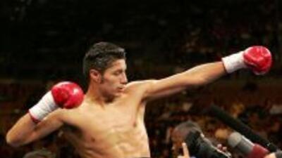 "Jhonny González aceptó el reto del ""Travieso""."