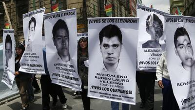 Comienza el trabajo de la comisión de AMLO para investigar el caso Ayotzinapa