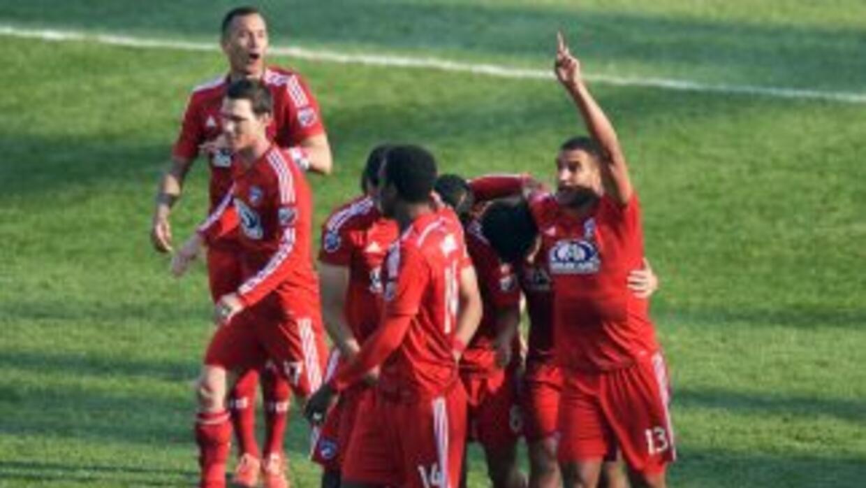 FC Dallas celebra triunfo