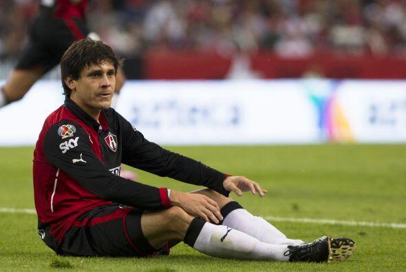 Neri Caballero: El delantero del Atlas tuvo una temporada irregular pese...