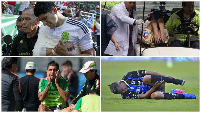 Estas son las espectaculares camisetas que verás en Copa Oro 2017 lesion...