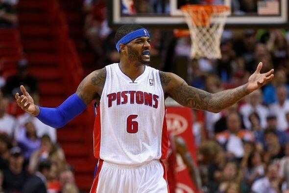 Los Detroit Pistons pondrán todas sus apuestas en Josh Smith, Bra...