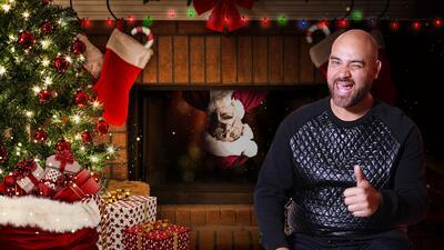 ¿El Pelón cachó a Santa Claus en su recámara con La Sargento?