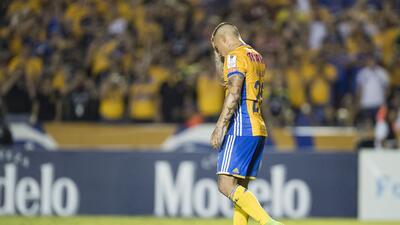 Triste empate de Tigres en casa contra Pachuca en ida de la final de 'Concachampions'
