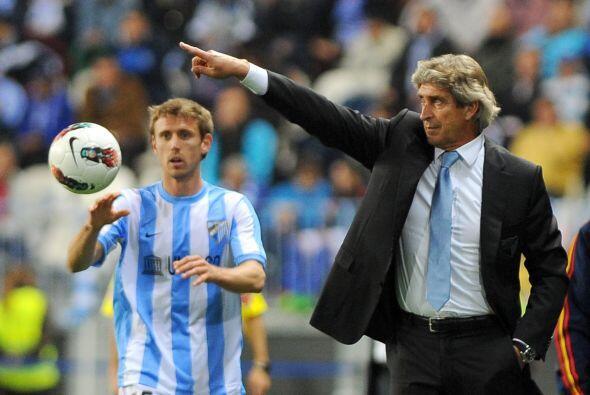 Estos jugadores son dirigidos por el 'Ingeniero' Manuel Pellegrini, quie...