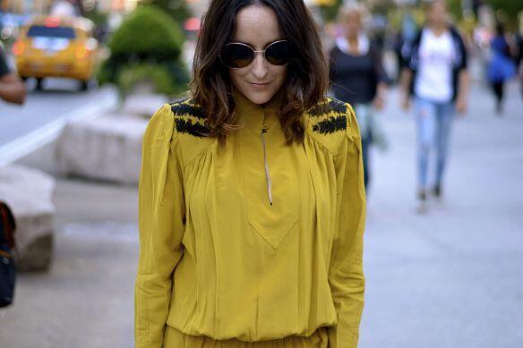 . Cualquier vestido en colores vivos, fresco y con algún detalle...