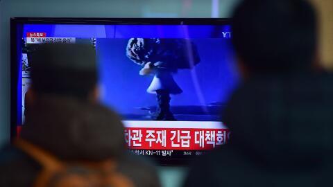 La retórica bélica entre EEUU y Corea del Norte ha generado preocupación...