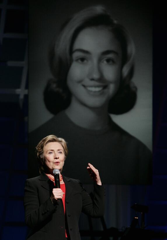 NEW YORK - OCTOBER 25:  Democratic presidential candidate and U.S. Sen....