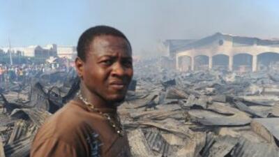 La dimisión del primer ministro de Haití, Garry Conille, quien envió su...